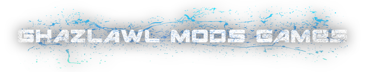 Ghazlawl Mods Games Logo