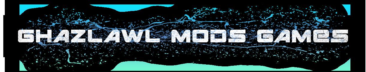 Ghazlawl Mods Games Logo